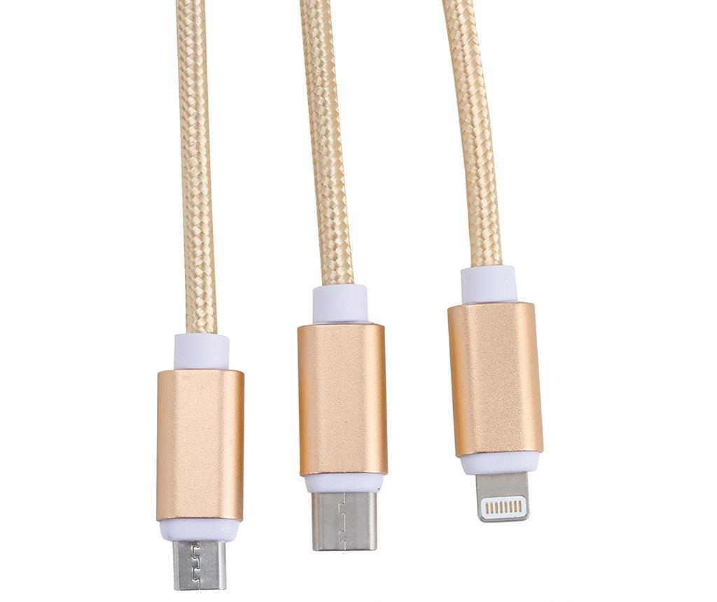 Podatkovni kabel 3 v 1 Kial