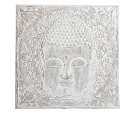 Buddla Head Kép 100x100 cm