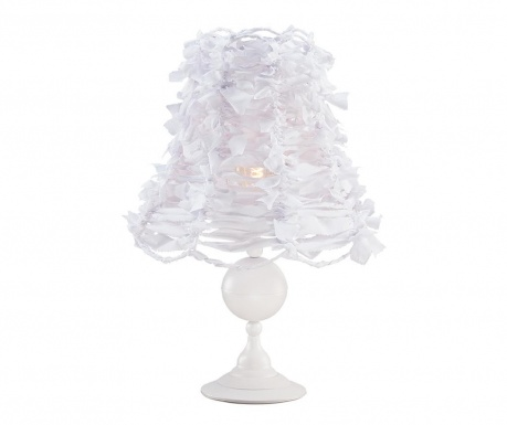 Lampa Art Deco White