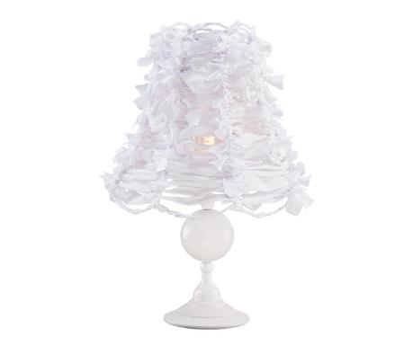 Лампа Art Deco White