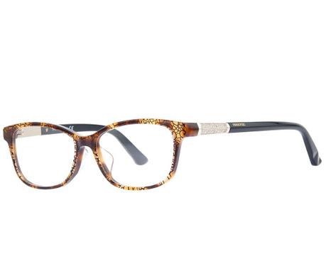 Swarovski Brown Női szemüvegkeret
