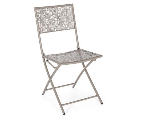 Sklopiva stolica za vanjski prostor Kennen Taupe