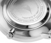 Ženski ručni sat Emily Westwood Wave Glam Silver