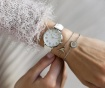 Ceas de mana dama Emily Westwood Century Classic White