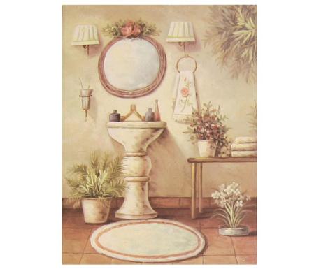 Opis  Romantic Bath Kép 30x40 cm