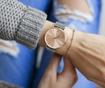 Ženski ručni sat Emily Westwood Sarah Glam Silver