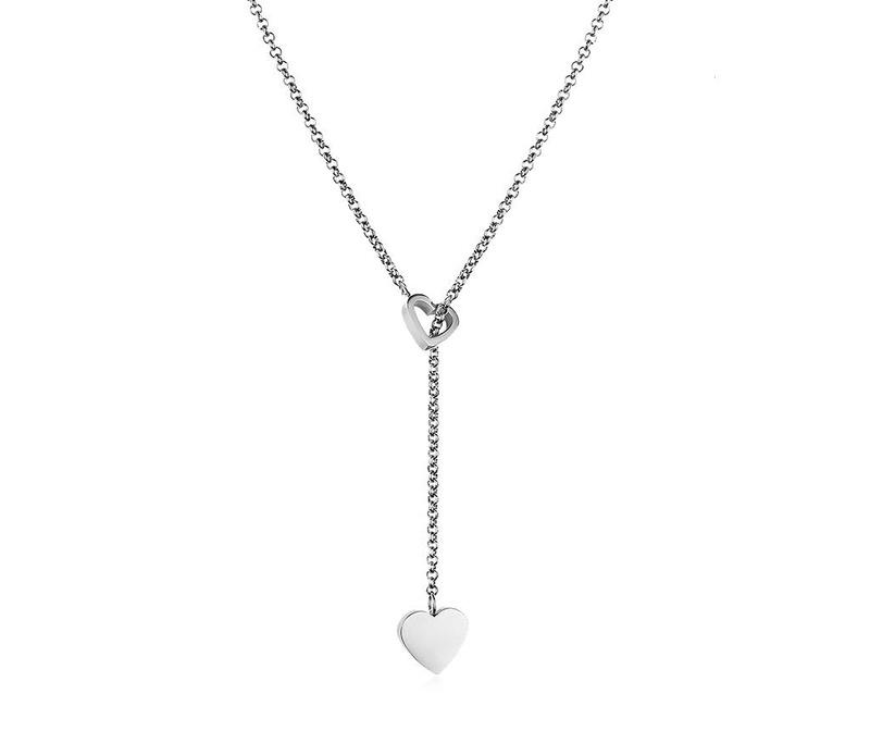 Lančić Double Love Silver