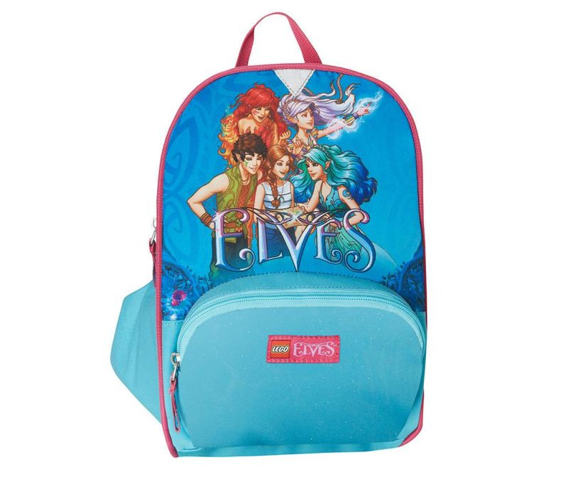 Školska torba Lego Elves Junior 10 L