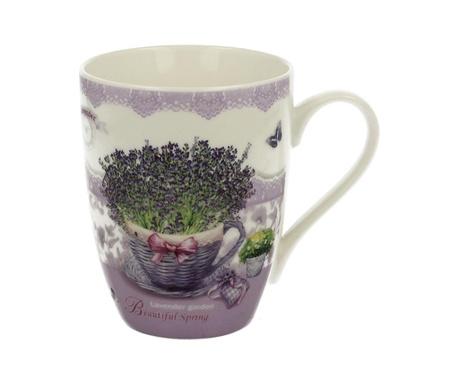 Hrnek Lavender Garden 300 ml