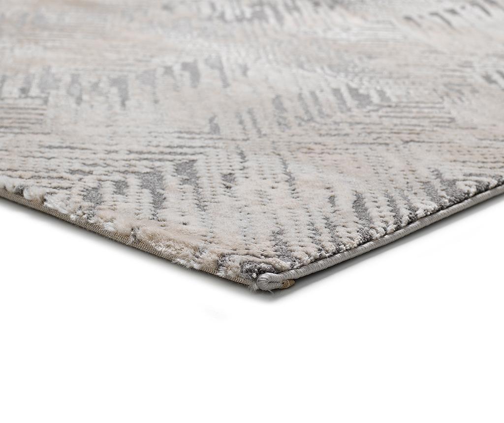Atik Diamonds Grey Szőnyeg 160x230 cm
