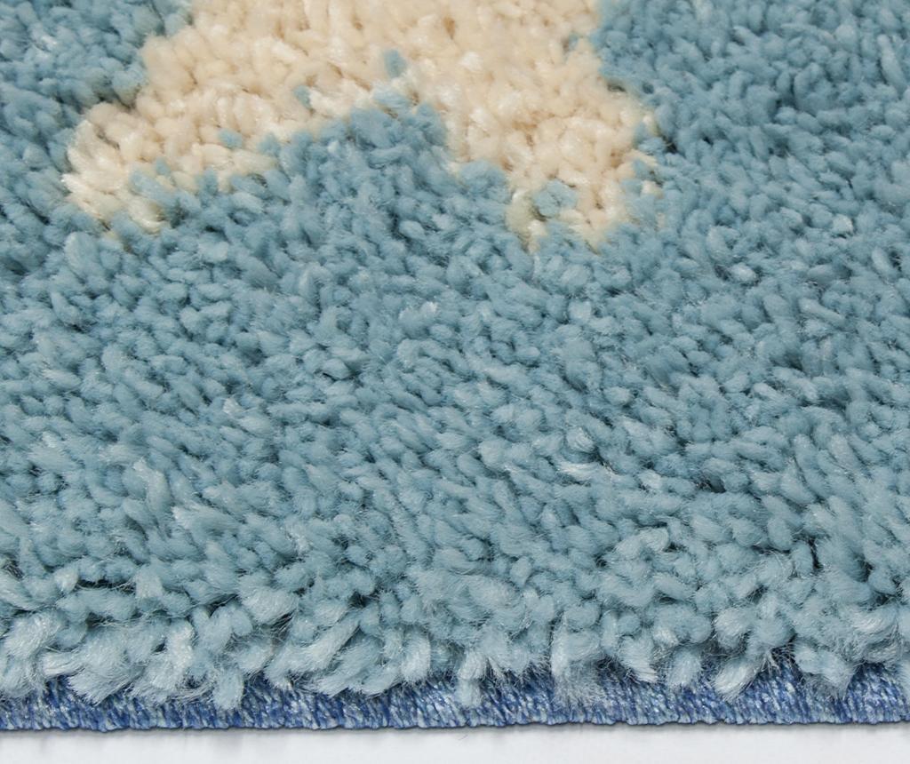 Cuore Stars Blue Szőnyeg 100x150 cm