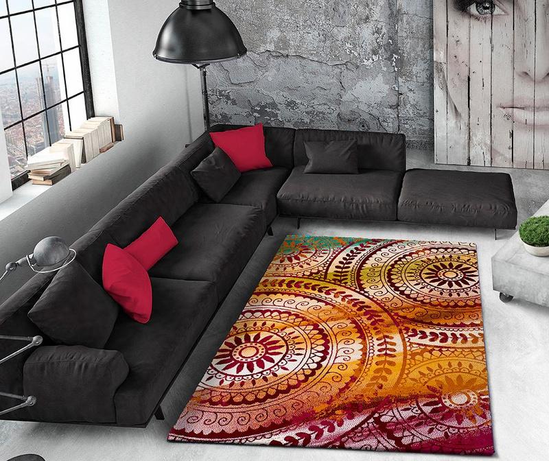 Preproga Katrina Mandala 60x120 cm