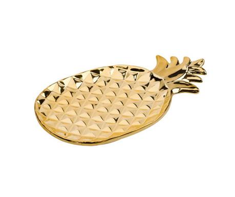 Dekorativni krožnik Pineapple L