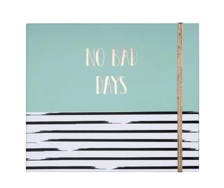 No Bad Days Heti rendszerező