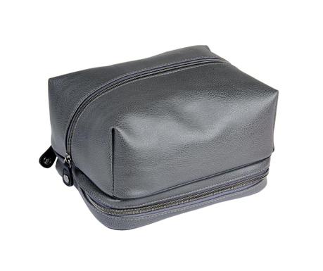 Kozmetična torbica Adrienne Vittadini Black