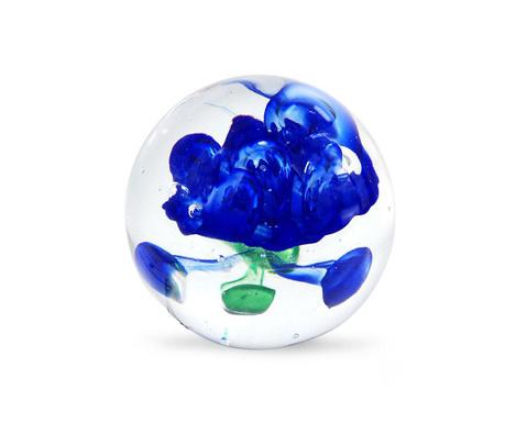 Przycisk do papieru Spectacular Blue