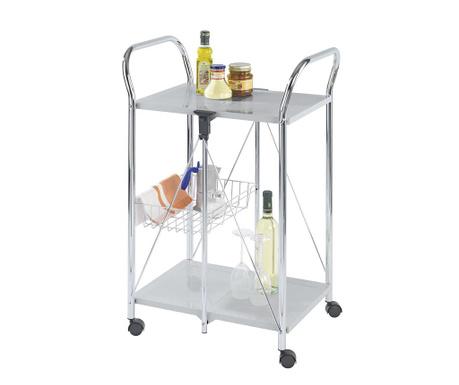 Zložljiv servirni voziček Sunny