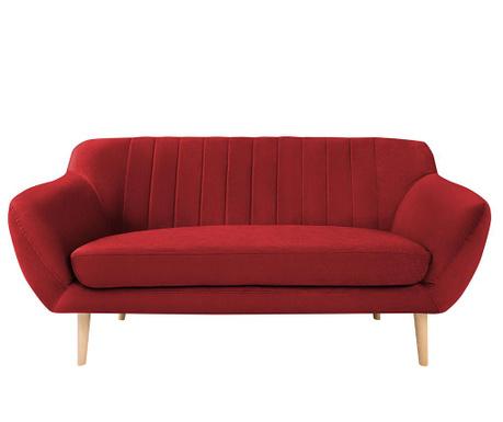 Canapea 2 locuri Sardaigne Red