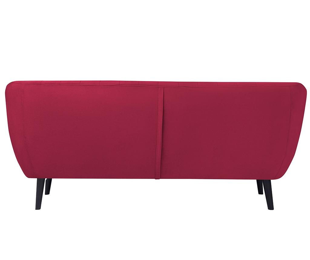 Canapea 3 locuri Toscana Pink