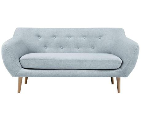 Sicile Light Blue Kétszemélyes kanapé