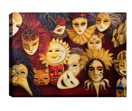 Картина Masquerade 40x60  см