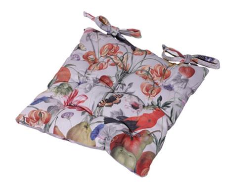 Sedežna blazina Orangerie Grey 46x46 cm