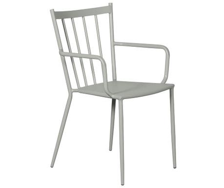 Vrtni stol Danis Light Grey