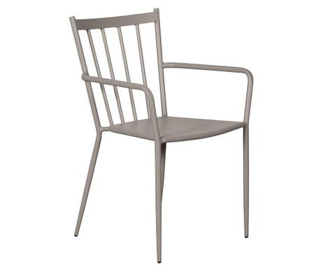 Vrtni stol Danis Taupe