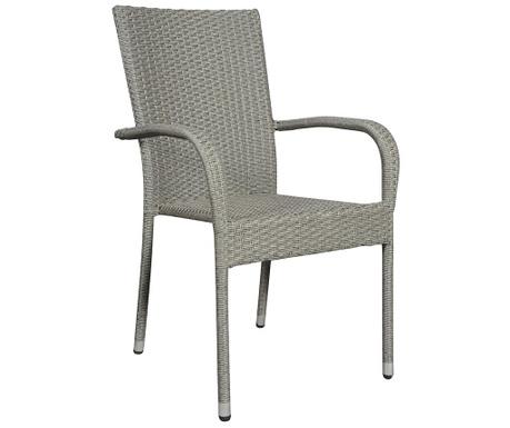 Vrtni stol Hanu Grey