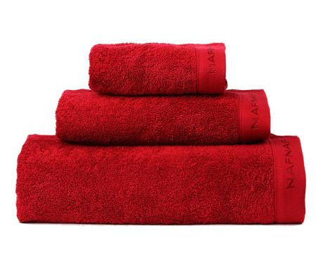 Sada 3 ručníků Casual Bordeaux