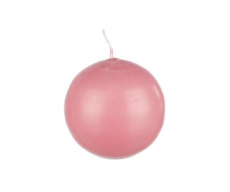 Свещ Basic Sphere Pink