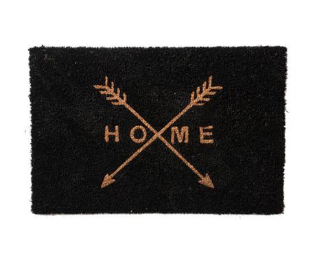 Vchodová rohožka Home Black 40x60 cm