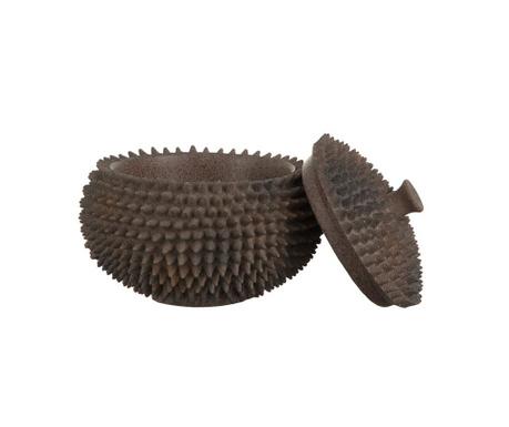 Декоративна купа с капак Spike