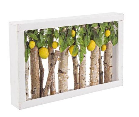Lemons Landscape Fali dekoráció