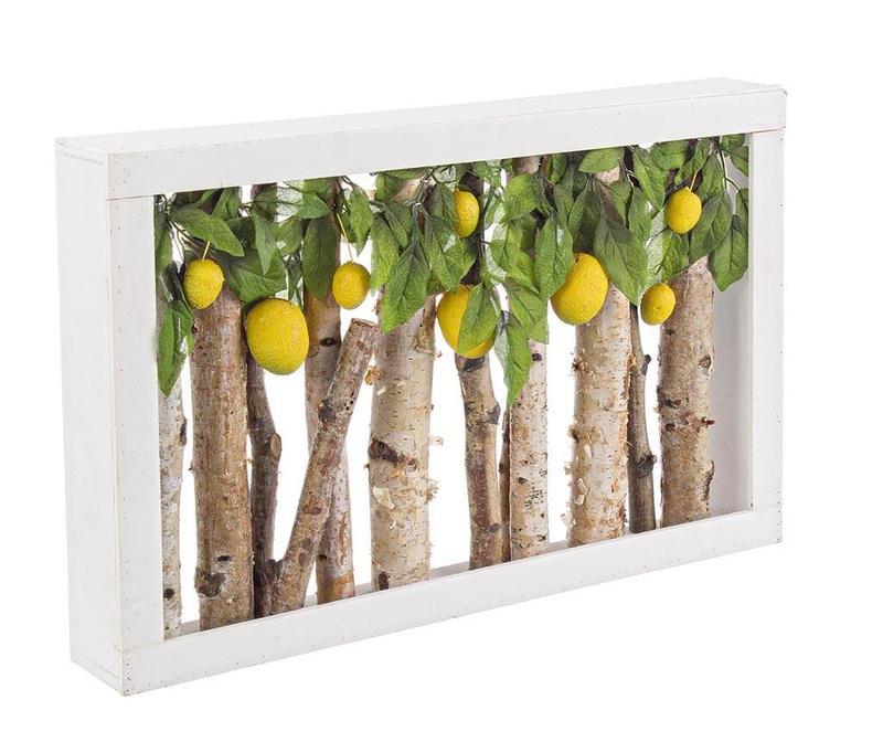 Decoratiune de perete Lemons Landscape