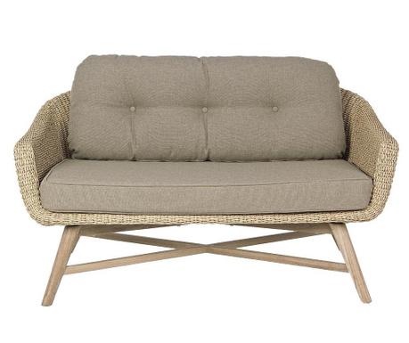 Marisol Natural Kültéri kanapé