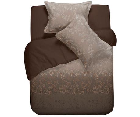 Povlak na peřinu Brume Chocolate 220x220 cm