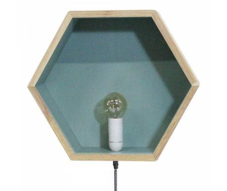 Zidna svjetiljka Abacus Blue Mat