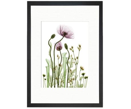 Obraz Wild Plants 24x29 cm