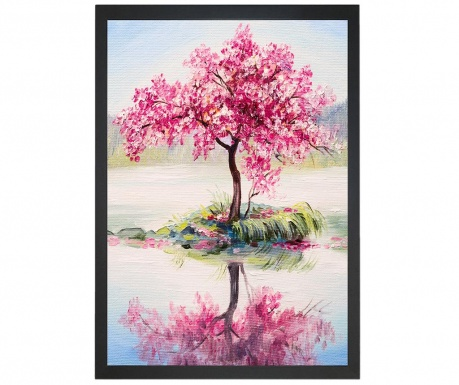 Πίνακας Cherry Blossom 24x29 cm