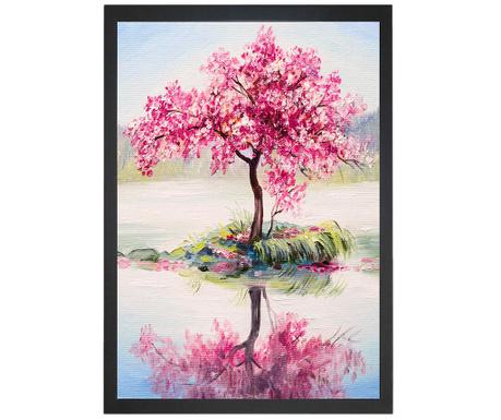 Tablou Cherry Blossom 24x29 cm
