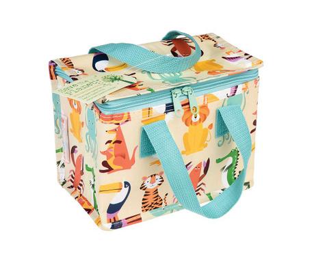 Izotermička torba za užinu Colourful Creatures