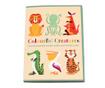 Set 7 blokov z lepilni listki Colourful Creatures