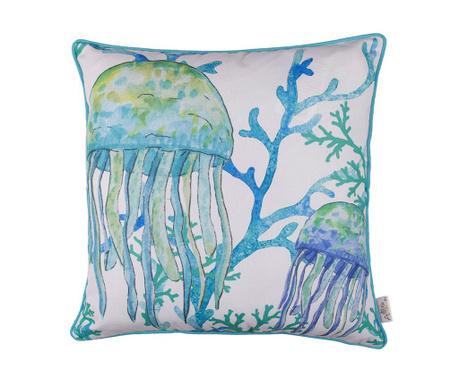 Poszewka na poduszkę Jellyfish 43x43 cm