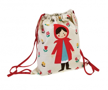 Раница тип сак Red Riding Hood Mini