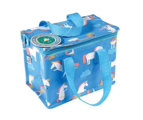 Izotermička torba za užinu Magical Unicorn
