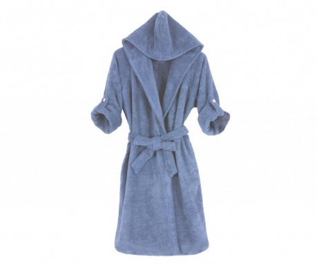 Classis Blue Köpeny kapucnival L/XL