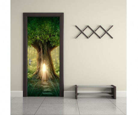 Стикер за врата Fantasy Tree