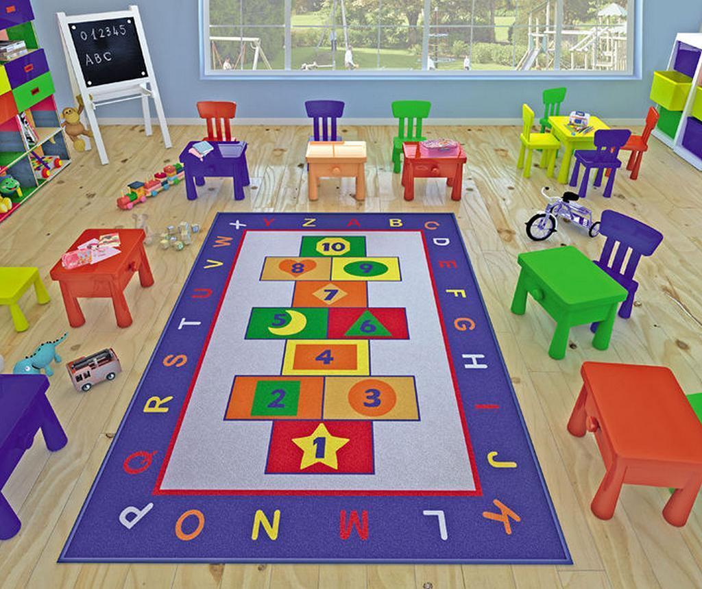 Hopscotch Game Játszószőnyeg 133x190 cm