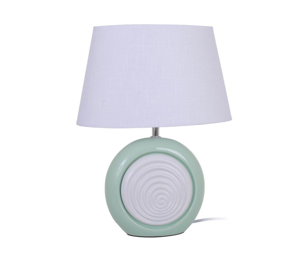 Stolna svjetiljka Dualite Oval Green